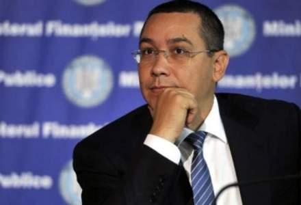 Document. Victor Ponta arata ca Guvernul a adoptat OUG pentru Fondul Suveran desi stia ca e neconstitutionala