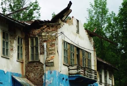 Un tanar arhitect vrea sa readuca la viata statiunea balneara Singeorz-Bai