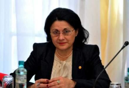 Ecaterina Andronescu este noul ministru al Educatiei Nationale. Decretul a fost semnat de Klaus Iohannis