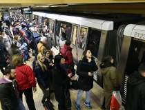 Greva generala la metrou...