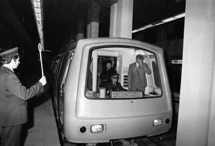 19 noiembrie 2018, 39 de ani de la inaugurarea oficiala a primului tronson de metrou din Bucuresti