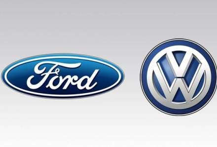 "Ford, despre extinderea parteneriatului cu Volkswagen: ""Trebuie sa fim precauti, este ca un dans delicat"""