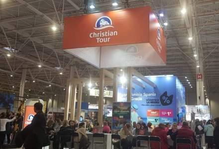 Christian Tour a vandut vacante de peste 3 milioane de euro la Targul de Turism. Cele mai cautate destinatii