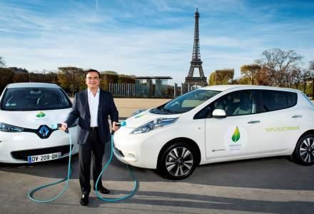 Directorul Executiv al Renault, Carlos Ghosn, a fost arestat pentru o evaziune fiscala de 44 de milioane de dolari