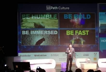 4 sfaturi pentru antreprenori de la Daniel Dines, CEO si fondator UiPath
