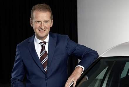 """Seful Volkswagen: """"Ne asteptam sa devenim cel mai profitabil producator de masini electrice"""""""