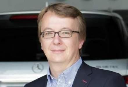 Mercedes-Benz are un nou membru in management
