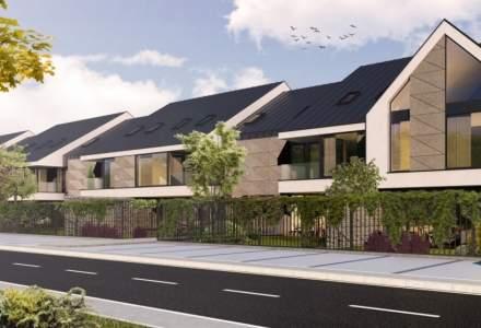 Biroul de arhitectura SMAA deschide divizie proprie de dezvoltare imobiliara si construieste un ansamblu de case in nordul Capitalei
