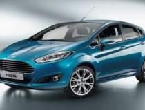 Ford Fiesta a primit un...