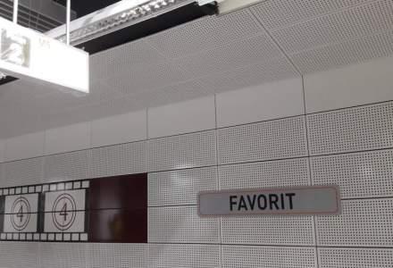 Lucrarile la magistrala 5 de metrou Eroilor-Drumul Taberei au stagnat in noiembrie