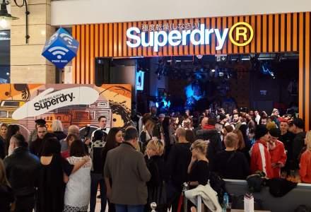 Un nou jucator pe piata de fashion: brandul britanic Superdry intra in Romania prin franciza si deschide primul magazin in AFI Cotroceni