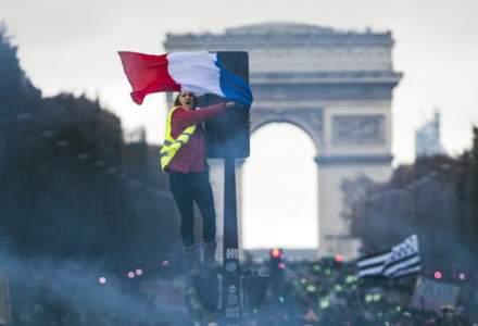 Franta: Confruntari intre manifestanti si fortele de ordine la Paris