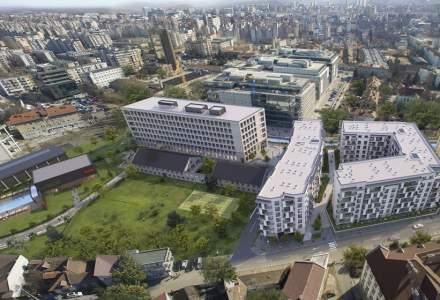 Speedwell da startul proiectului imobiliar mixt Record Park din Cluj-Napoca, printr-o investitie de 42 mil. euro