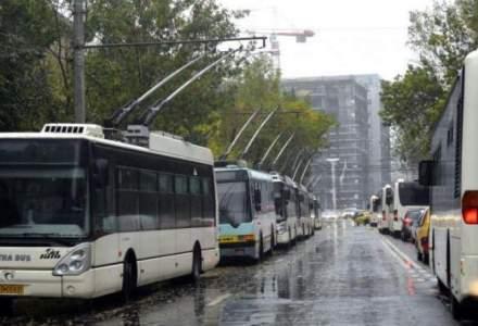 Amenzile Societatii de Transport Bucuresti - STB (fost RATB) cresc pana la 500 de lei