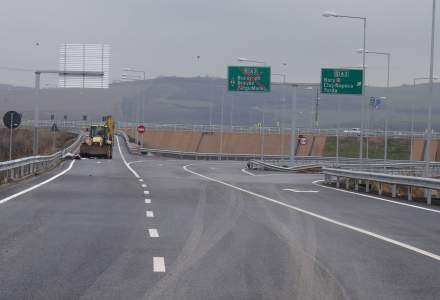 Din decembrie am putea circula pe inca 14 kilometri din autostrada A3, pe loturile Ogra-Iernut si Ungheni-Iernut