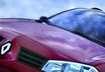 Vanzarile Renault in Romania in 2007: Peste 31.000 de unitati