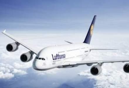 Lufthansa anuleaza 50 de zboruri