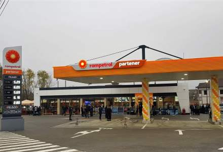 Rompetrol a inaugurat o noua benzinarie in Dolj