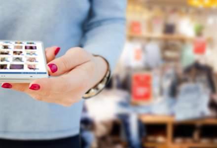 Romania, peste Marea Britanie la achizitia online de imbracaminte