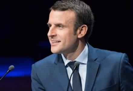 """Emmanuel Macron: """"Voi discuta cu presedintele Iohannis situatia statului de drept. Salut actiunile sale in acest sens"""""""
