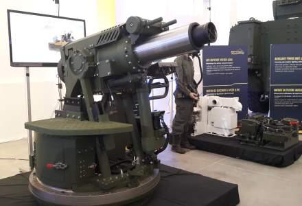 Elbit Systems a inaugurat in Magurele o unitate de productie si integrare de sisteme terestre