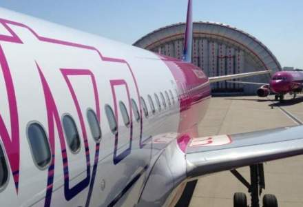 Wizz Air aduce inca o aeronava la Bucuresti si anunta noi rute