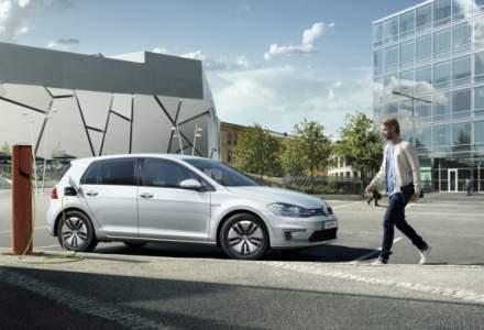 Volkswagen estimeaza ca livrarile de masini plug-in vor ajunge la circa 300 de unitati anul acesta