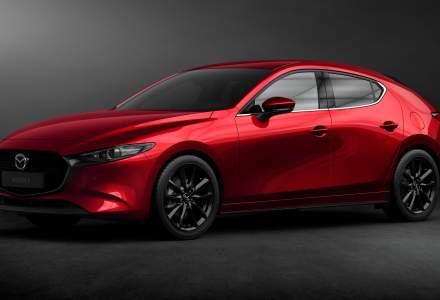 Noua Mazda3 ajunge pe piata in primavara