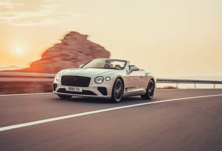 Bentley prezinta noul Continental GT Convertible
