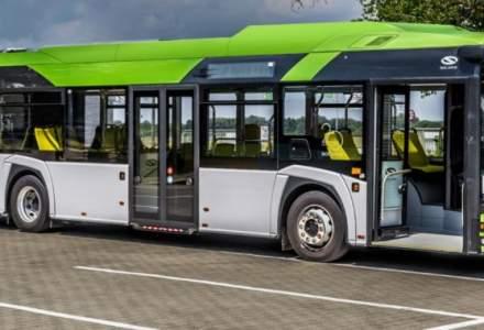 Firea, surclasata si de primarul din Turda: Autobuze electrice, luate pe bani europeni