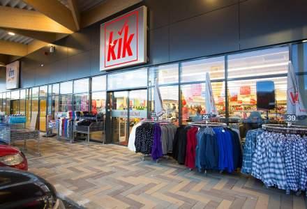 Retailerul german de imbracaminte KiK deschide al treilea magazin din Transilvania la Bistrita