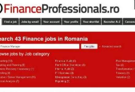 Doi tineri din Bucuresti vor 40.000 de euro din primul site de recrutare dedicat exclusiv domeniului financiar