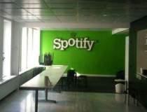 Spotify lucreaza la o...