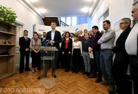 Cine a castigat alegerile interne USR pentru europarlamentare