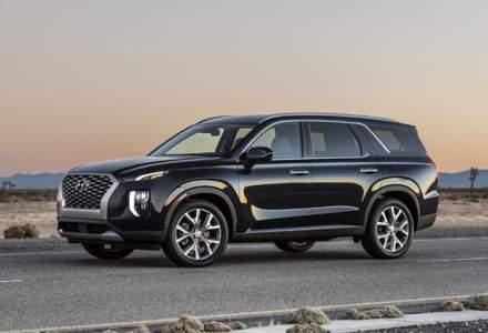 Doar pentru americani: Hyundai Palisade devine cel mai mare SUV al marcii sud-coreene