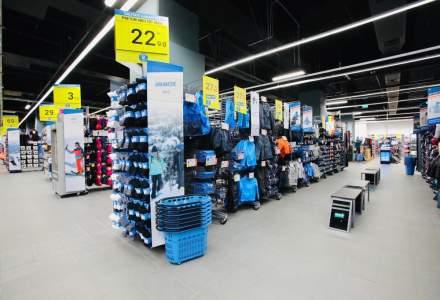 Retailerul francez Decathlon deschide un nou magazin in Capitala si ajunge la o retea de 23 de spatii comerciale in Romania