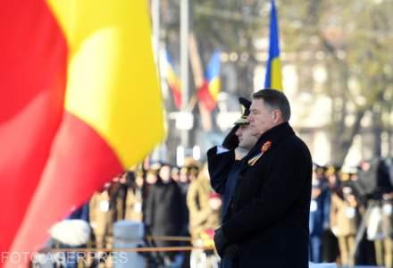 Klaus Iohannis: Trebuie sa aratam generatiilor viitore ca noi suntem continuatori destoinici ai proiectului Marii Unii