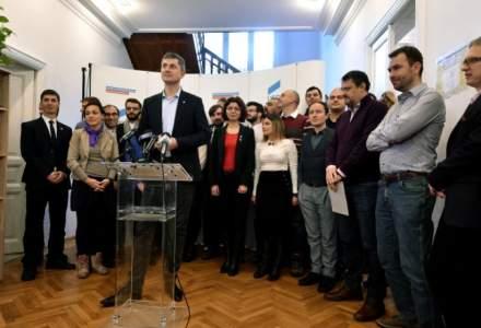USR ii cere lui Iohannis sa participe la toate sedintele de guvern pentru a preveni adoptarea OUG pe amnistie si gratiere