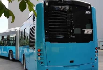Soferii STB sunt nemultumiti de autobuzele turcesti - VIDEO
