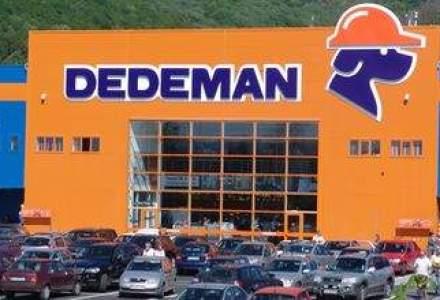 Dedeman a investit 10 mil. euro in magazinul din Bistrita