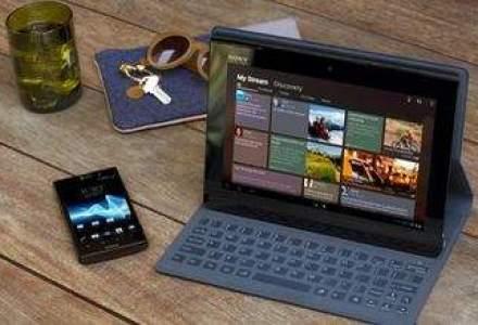 Sony a lansat tableta Xperia S si se asteapta la vanzari de 3.000 unitati pana la finalul anului [FOTO-VIDEO]
