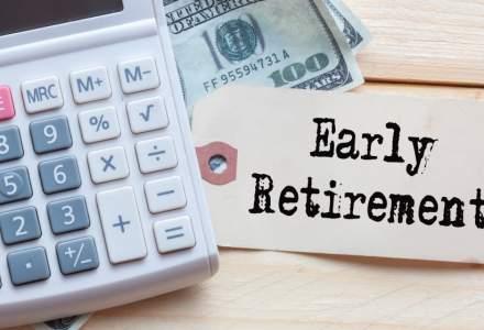 """Cum sa te """"pensionezi"""" anticipat cu ajutorul propriilor economii: la ce renta lunara poti sa ajungi daca economisesti pana la 70% din salariu"""