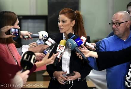 Andreea Cosma, deputat PSD de Prahova, a fost condamnata la 4 ani de inchisoare cu executare