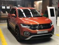 Noul VW T-Cross a fost expus...
