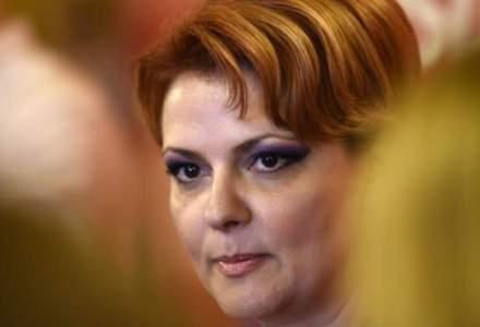 Scandal in plen: Lia Olguta Vasilescu acuza o conspiratie intre Opozitie, Klaus Iohannis si DNA