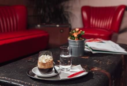 Austrian Airlines a deschis in Bucuresti cafeneaua Cafe Viena