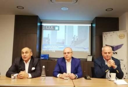 FAN Courier estimeaza o cifra de afaceri de 145 de milioane de euro in 2018: salariul unui curier poate depasi 3.000 de lei lunar