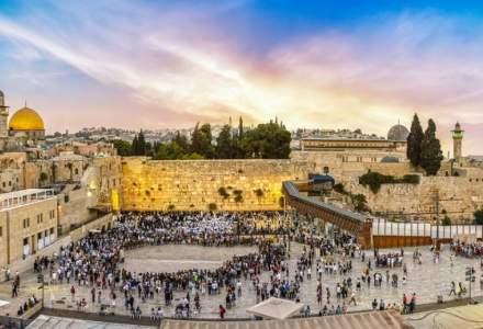 Record de turisti romani in Israel: Peste 100.000 de persoane in primele 11 luni din 2018