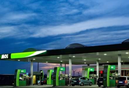 MOL lanseaza o benzina pentru cei pasionati de condusul sportiv