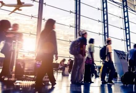 Romania, in topul tarilor UE cu cel mai puternic avans al numarului pasagerilor care au calatorit cu avionul in 2017